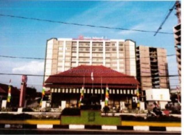 Hotel Masih Beroperasi & Lokasi Strategis (NPL411), Jend Sudirman, Pangkal Pinang