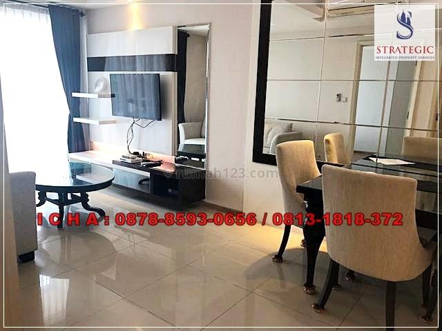 Apartemen Casa Grande Residence | 55 sqm| 1BR | Unit Verry Good | Connected Mall Kota Kasablanka, Cassablanca, Jakarta Selatan