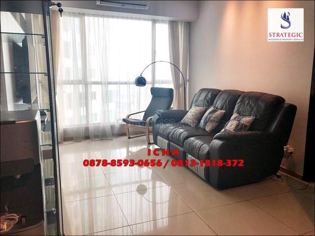 Apartemen Casa Grande Residence | 94 sqm| 2BR | Unit Verry Good | Connected Mall Kota Kasablanka, Cassablanca, Jakarta Selatan