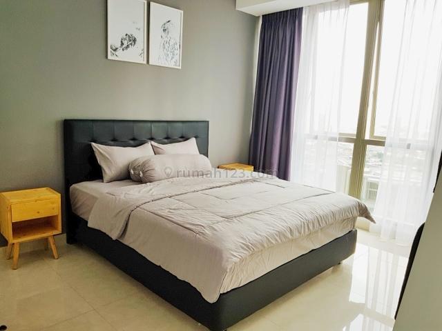 Condominium Taman Anggrek Residence 3+1BR Lantai Rendah Tower Beech, Taman Anggrek, Jakarta Barat