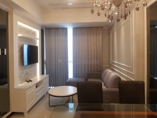 Apartemen Casa Grande Residence | 76 sqm 2BR | Unit Verry Good | Connected Mall Kota Kasablanka, Cassablanca, Jakarta Selatan