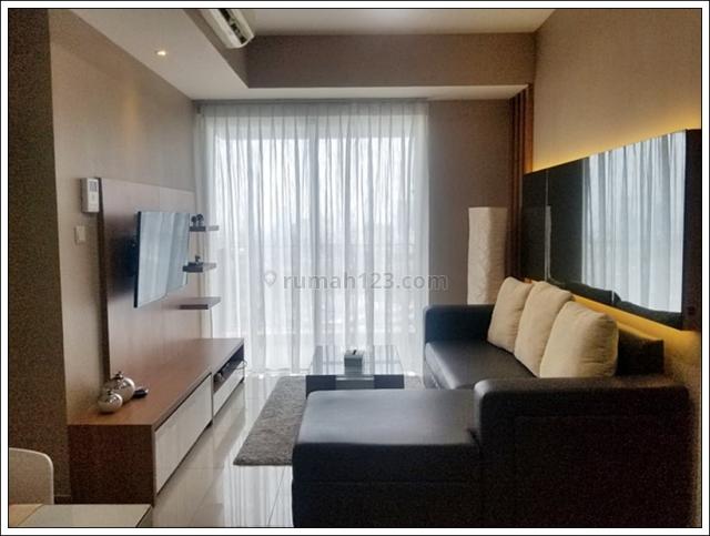 Casa Grande Residence,80 sqm | 2BR + 1, Full Furnished, Ready move in, Nice Unit, Jakarta Selatan, Cassablanca, Jakarta Selatan