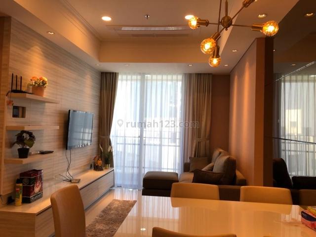 Apartemen Casa Grande Residence | 78 sqm 2BR | Unit Verry Good | Connected Mall Kota Kasablanka, Cassablanca, Jakarta Selatan