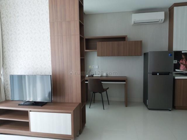 Apartemen Brooklyn Type Studio Full Furnished, Alam Sutera, Tangerang