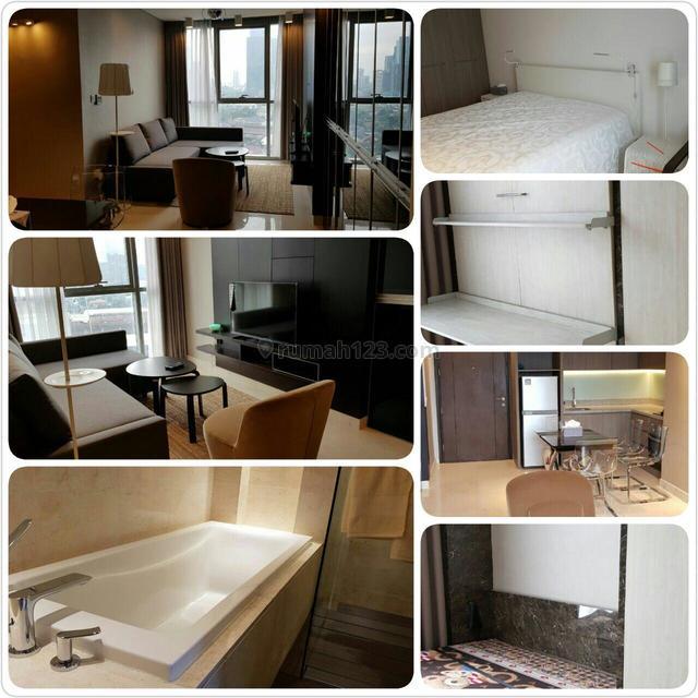 Fabulous atmosphere apartment with comfort neighborhood in Kuningan, Kuningan, Jakarta Selatan
