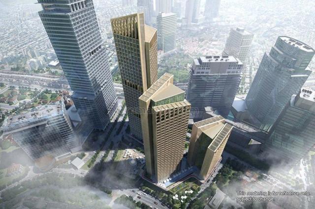 Launching Apartemen SCBD Astra Property, Gatot Subroto, Jakarta Selatan