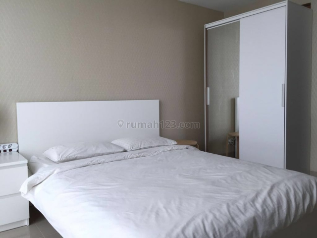 Apartemen cantik studio - Harga Bagus, Karawaci, Tangerang