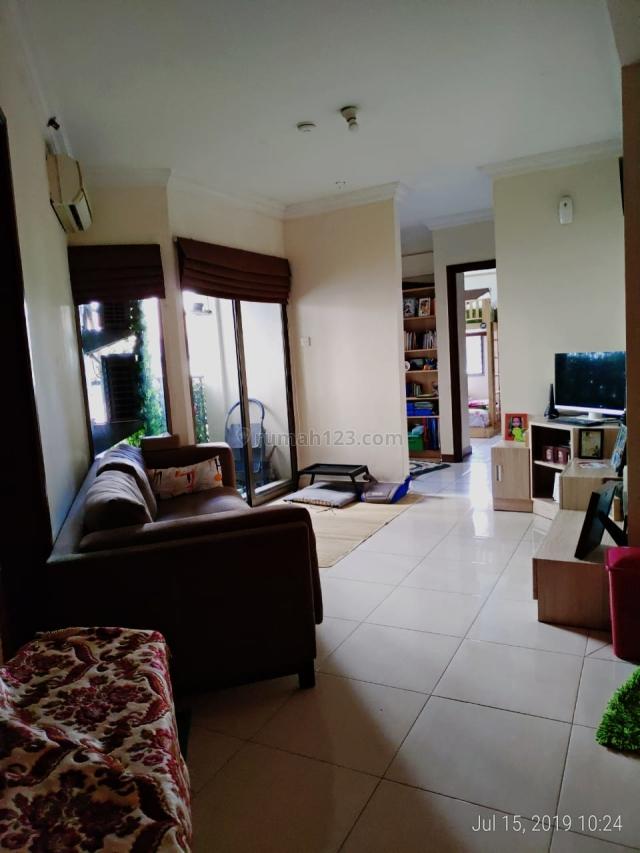unit apartment di lantai bawah di lokasi strategis jl h benyamin sueb kemayoran jakarta pusat, kemayoran, jakarta pusat