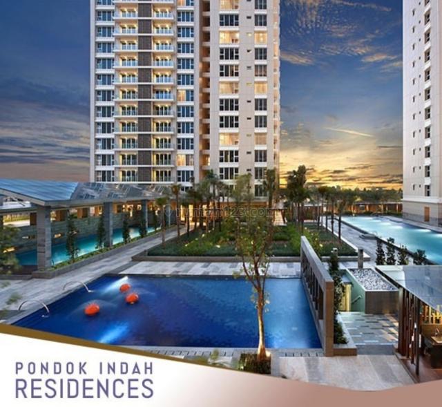 Apartemen Pondok Indah Residences/Tower Maya/L: 110m2, Pondok Indah, Jakarta Selatan