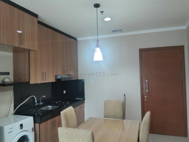 Siap Huni Full Furnished Hampton Park 2BR Murah, Cilandak, Jakarta Selatan