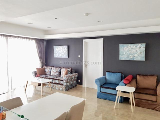 Apartment Springhill kemayoran 2 bedroom furnished murah, Kemayoran, Jakarta Pusat