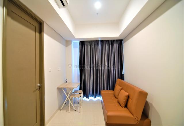 Apartemen 1 Kamar Tidur Taman Anggrek Residences, S Parman, Jakarta Barat