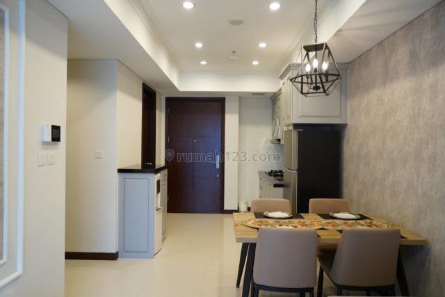 Apartemen Casa grande full furnish 2 Kamar tidur, Kuningan, Jakarta Selatan