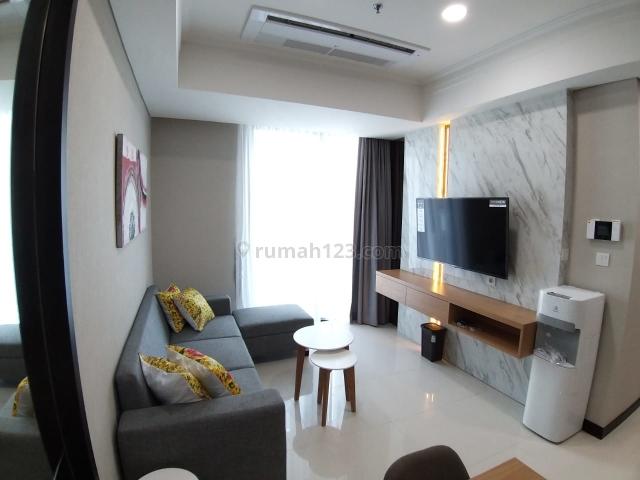 Apartemen Casa Grande Residence  Kota Kasablanka Jakarta Selatan, Cassablanca, Jakarta Selatan