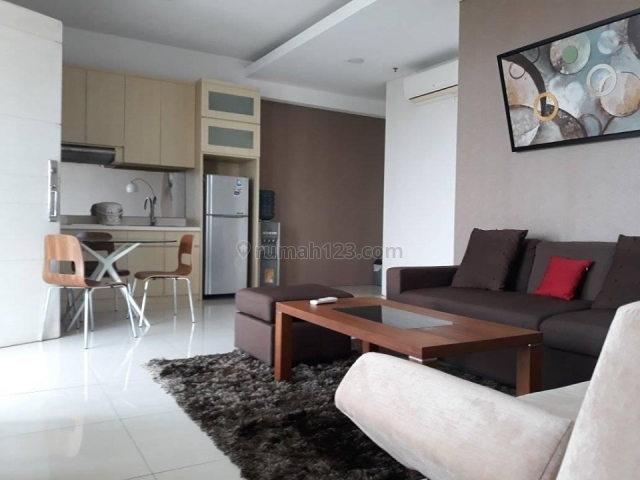 Good Unit 1 Park Residence 94m2 Corner, Gandaria, Jakarta Selatan