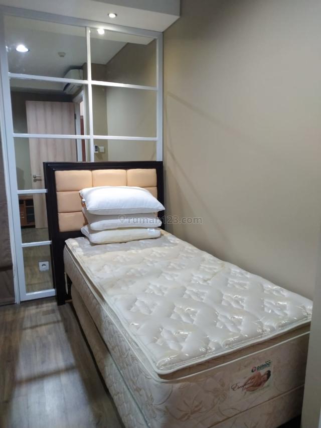 Apartement  1 Park Residence/Tower A/Lt: 20/Full Furnish, Kebayoran Baru, Jakarta Selatan