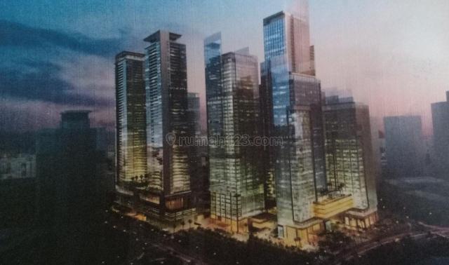 Apartemen District 8 SCBD, View Pool, Luas 179 m2 Jakarta Selatan, SCBD, Jakarta Selatan