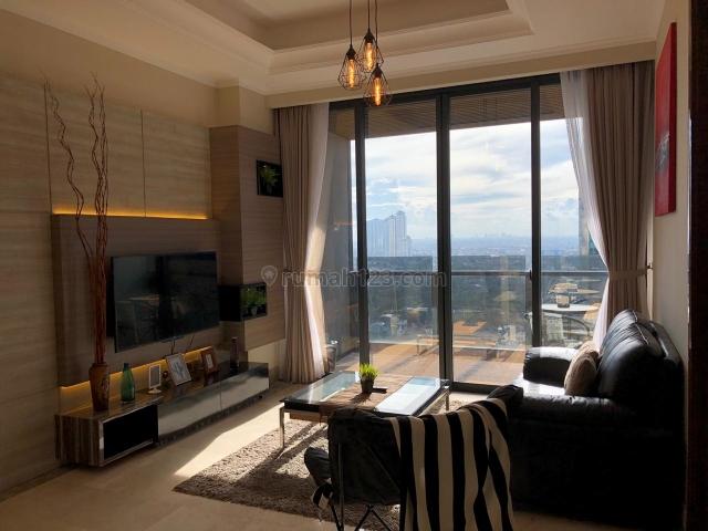 Apartemen District 8 SCBD, Type 1BR, Furnish, SCBD, Jakarta Selatan