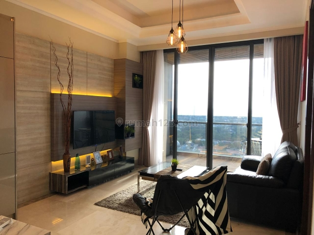 Apartemen District 8 SCBD Tower Eternity, 1BR, Furnish, SCBD, Jakarta Selatan
