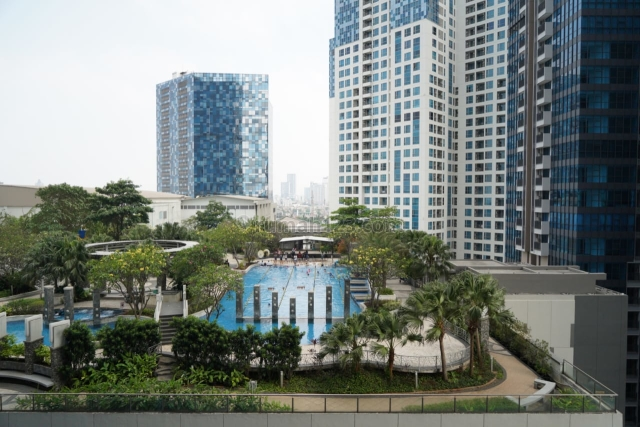 Apartmen casa grande Tower Chianti, Cassablanca, Jakarta Selatan