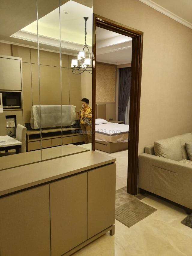 District 8 Apartment at Senopati SCBD 1 Bedroom, Very Habitable for Living East View (Hadap Timur), Senopati, Jakarta Selatan