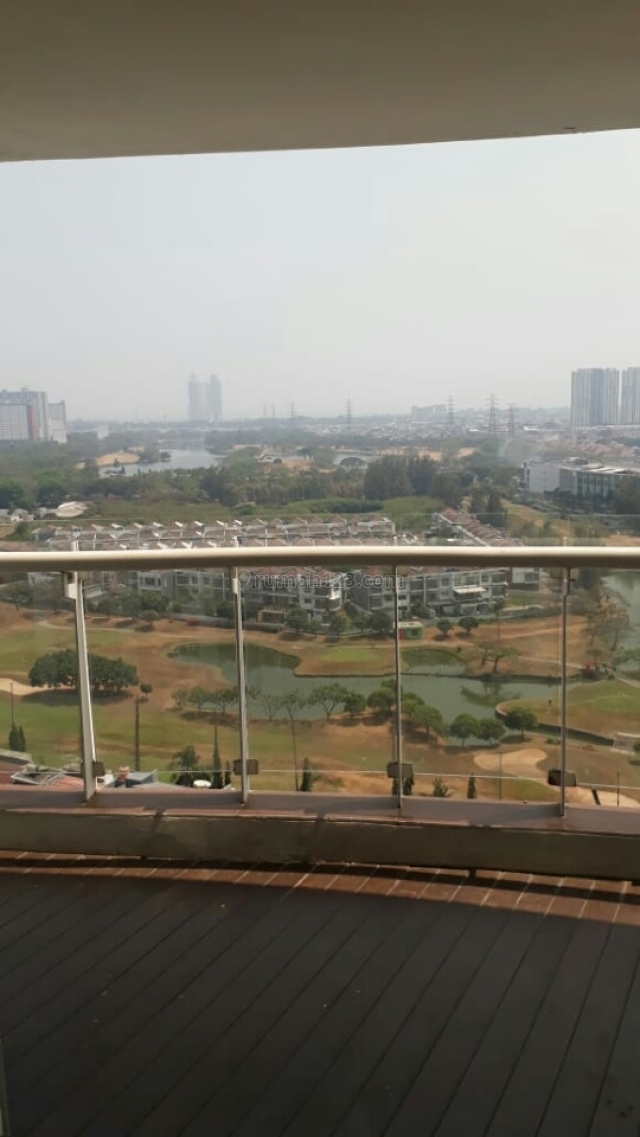 Apartemen The Royale Springhill Kemayoran 3BR view golf, Kemayoran, Jakarta Pusat