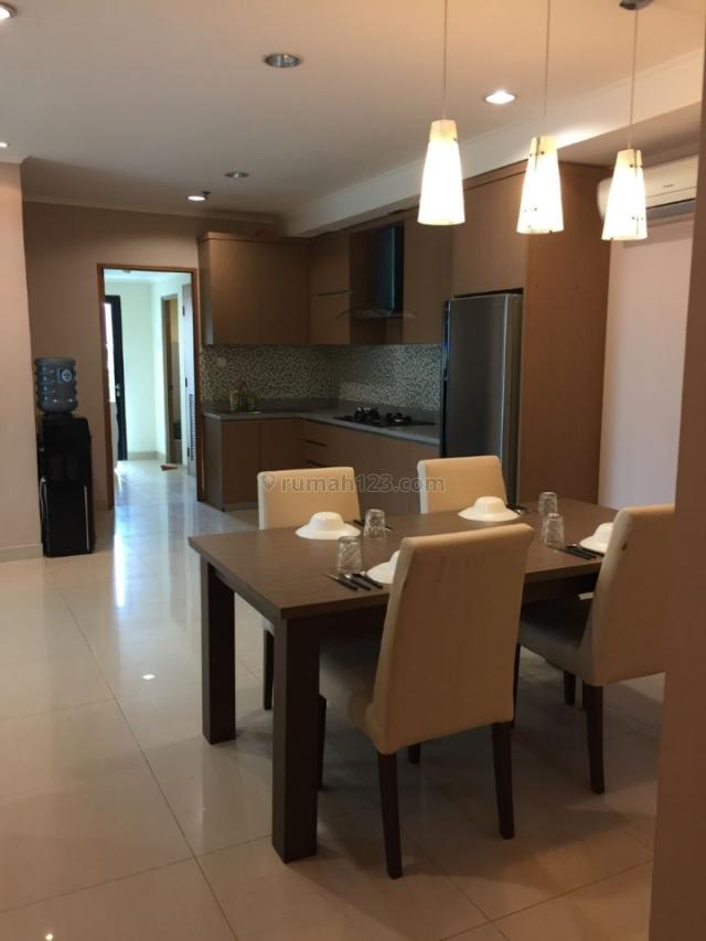 Apartemen Cantik dan Nyaman, Pondok Indah, Jakarta Selatan