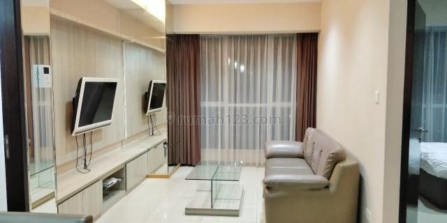 Gandaria Heights Apartment Jakarta Selatan - 2BR + Maid area (94 sqm), Fully Furnished, Kebayoran Lama, Jakarta Selatan