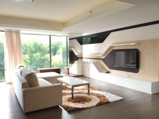 Verde Residence Apartment Rasuna Said Jakarta Selatan - 2BR + Maidroom (170 sqm), Very Good Fully Furnished, Karet, Jakarta Selatan