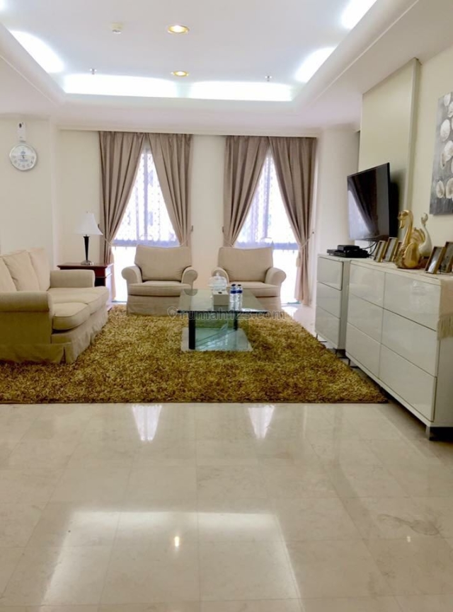 Apartemen Pondok Indah Golf Hill Terrace Luxury Fully Furnished 3 BR siap huni Pondok Indah Jakarta Selatan, Pondok Indah, Jakarta Selatan
