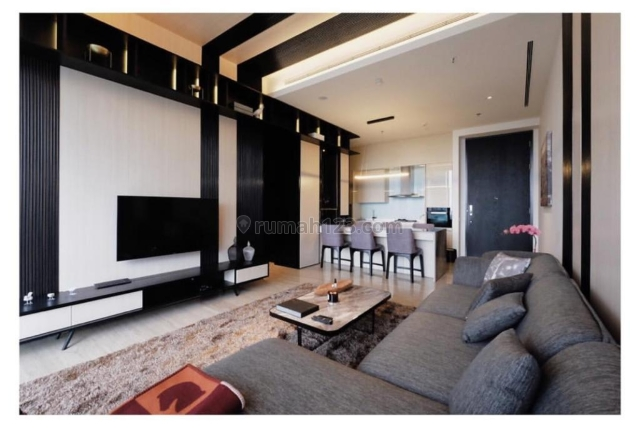 La Vie All Suite Apartment Tower Porte, Setiabudi Jakarta Selatan - 2BR + Maidroom (122 sqm), Very Good Fully Furnished, Setiabudi, Jakarta Selatan