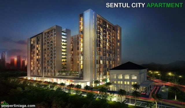 Apartemen Sentul City Tower B 2BR Low Floor, Sentul City, Bogor