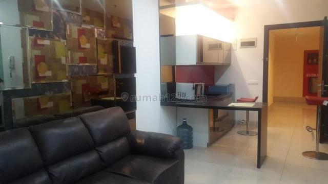 Apartemen Central Park Residences Tipe 1 Bedroom Furnished at Podomoro City, Jakarta Barat., Central Park, Jakarta Barat