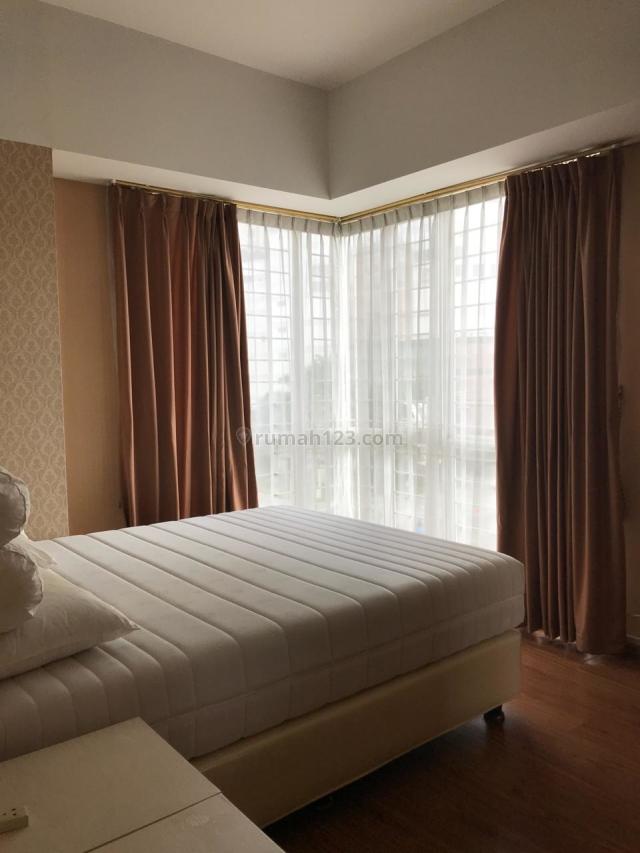 Apartemen Westmark 2 BR Full Furnished, di depan Mall Taman Anggrek, Tanjung Duren, Jakarta Barat