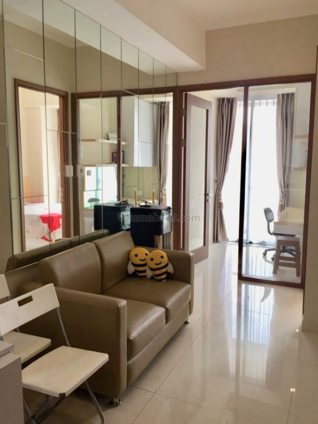 Apartemen Taman Anggrek Residence Condo 1 Br, Taman Anggrek, Jakarta Barat