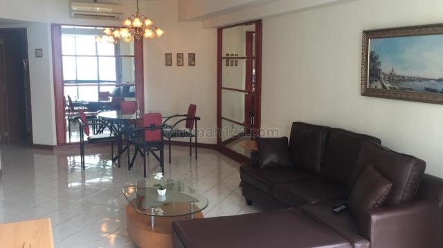 Taman Anggrek Apartemen 2 Bed Full Furnish, Taman Anggrek, Jakarta Barat