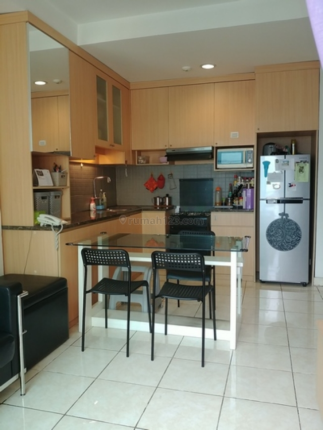 View Kepulauan Seribu - City Home harga nego terbaik, siap pakai, full furnished, Kelapa Gading, Jakarta Utara