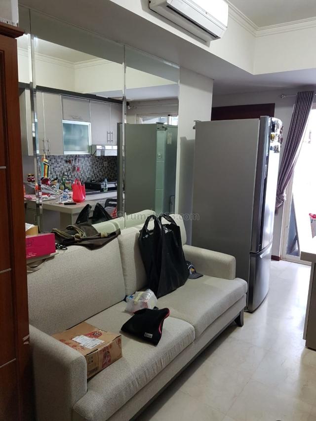 Apartemen Royal Mediterania 2 Bed High Floor, Central Park, Jakarta Barat