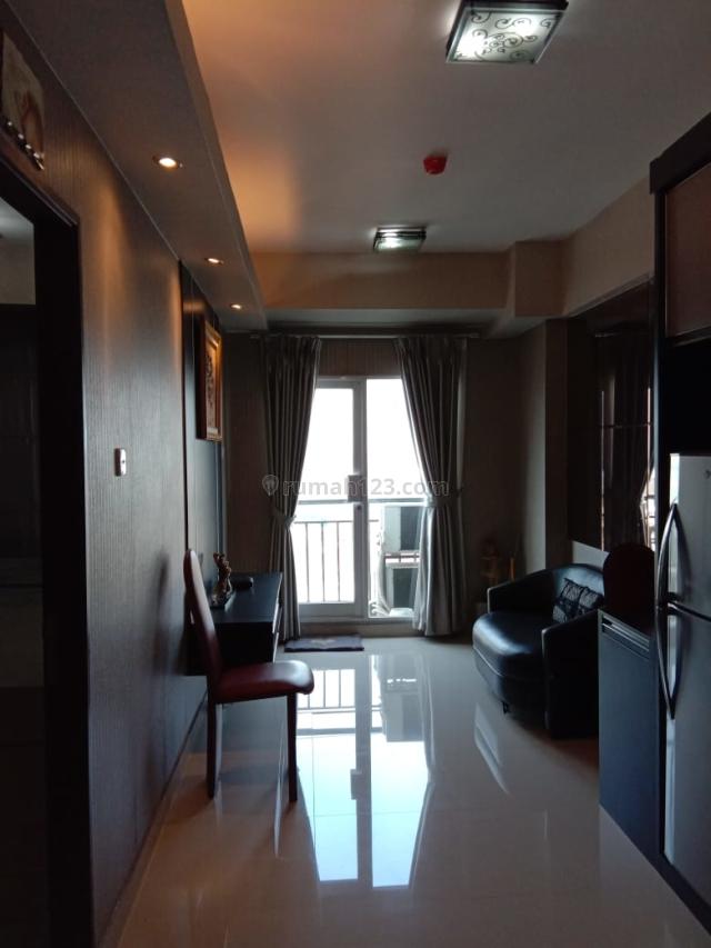 Apartemen Puri Park View Tower A 1BR 35m2 full furnish lt17 hdp city/timur, Kebon Jeruk, Jakarta Barat