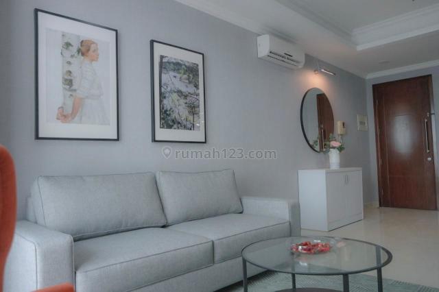 Apartment Denpasar Residence 2BR Fully Furnished, Kuningan, Jakarta Selatan