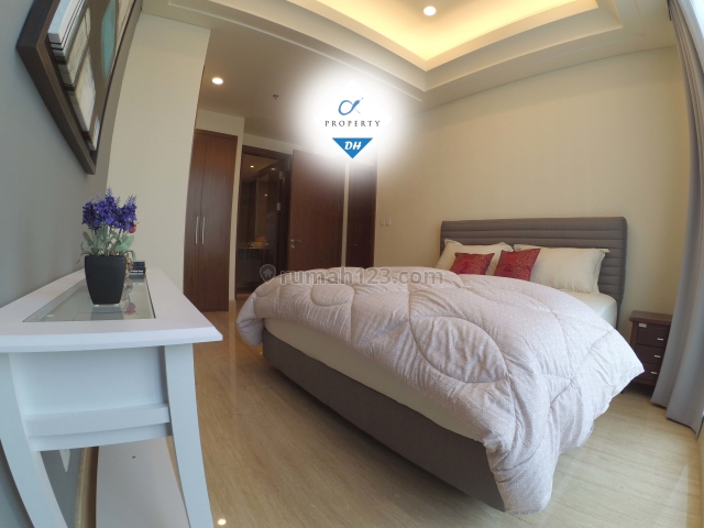South Hills 2 Bedrooms Fully Furnished for Sell, Setiabudi, Jakarta Selatan