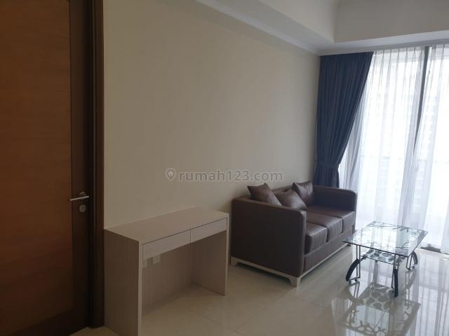 Taman Anggrek Residence Type Condominium 2 BR + 1 , Full furnished, NEW BRAND, NEGO, Taman Anggrek, Jakarta Barat
