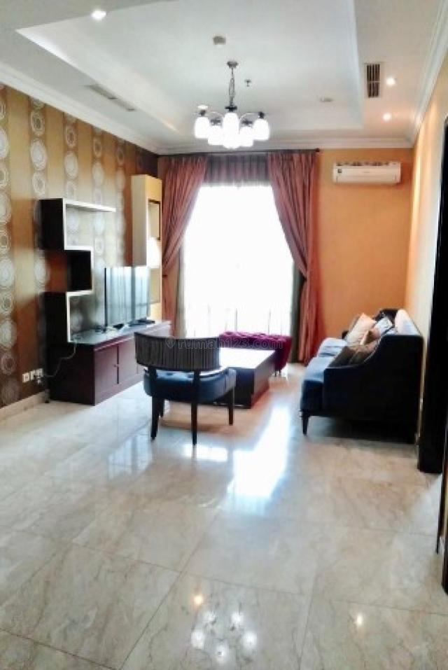2BR Active Lifestyle Concept Apartment in Apartment Belezza, Permata Hijau, Jakarta Selatan