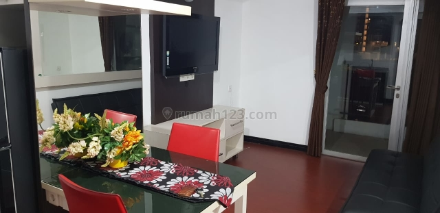 Apartemen The Wave Rasuna Tower Sand 1BR Low Floor Furnished, Setiabudi, Jakarta Selatan