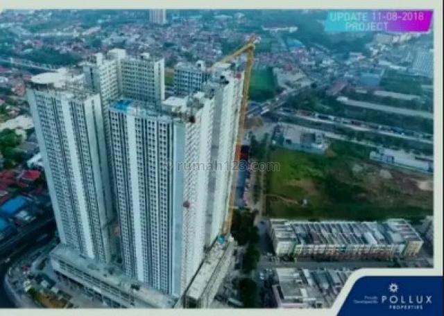 Murah Apartemen Chadstone Cikarang 2BR Unfurnished Lantai Belasan, Cikarang Selatan, Bekasi