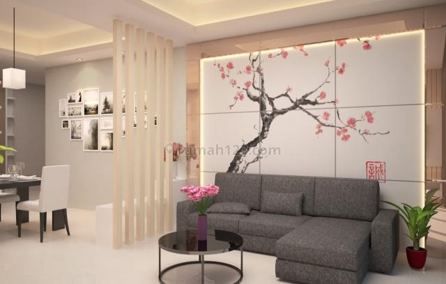 Apartment denpasar residence 3 bedroom, Kuningan, Jakarta Selatan