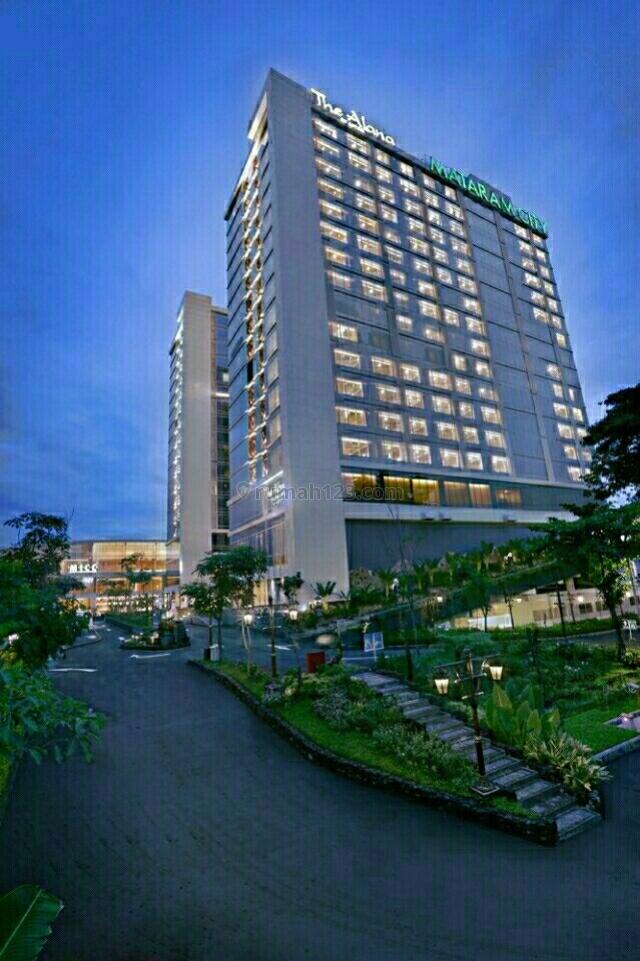 Apartemen Istimewa Jogja! StudioTerluas 34m2 Apartemen Mataram City, Ngaglik, Sleman