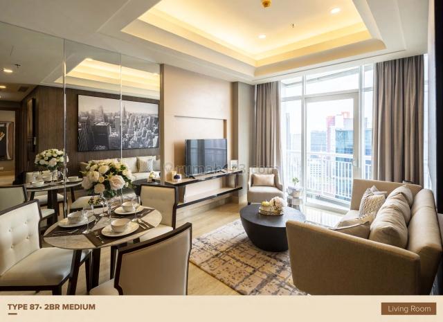Brand New South Hills Apartment at the Heart of Kuningan, Kuningan, Jakarta Selatan