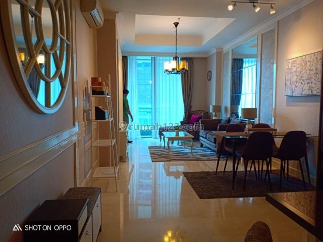 Residence 8 Senopati High Floor 1BR Furnished Unit Menarik Siap Huni, Kebayoran Baru, Jakarta Selatan