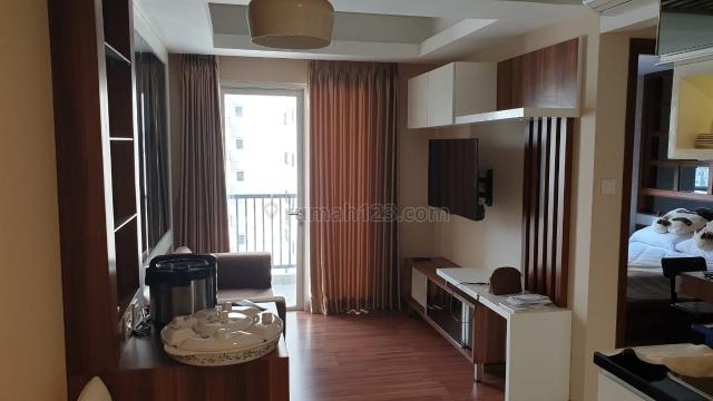 Apartment fully luxury furnished di Signature Park Grande Cawang, dekat LRT, MRT, supermarket, dll, Cawang, Jakarta Timur